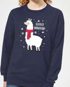 Free Look Fantastic Beauty box worth £70 when you buy a Christmas jumper £24.99 @ Iwantoneofthose