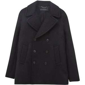 FRENCH CONNECTION Deluxe Pile Coat - £79.99 C&C/Delivered @ House of Fraser