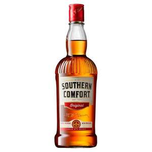 Southern Comfort 70Cl £13 in Tesco