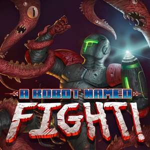 A Robot Named Fight! (Nintendo Switch) £1.49 @ Nintendo eShop (also £1.54 on Steam)