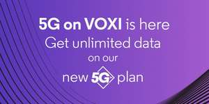 Endless 5G data for £30 a month, no contract cancel anytime @ VOXI (intro price) - give the thumbs what they want