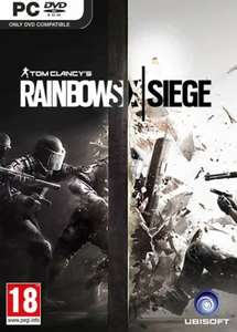 Tom Clancy's Rainbow Six Siege (PC) £6.80 (or £5.44 with Ubi discount) @ UbiSoft