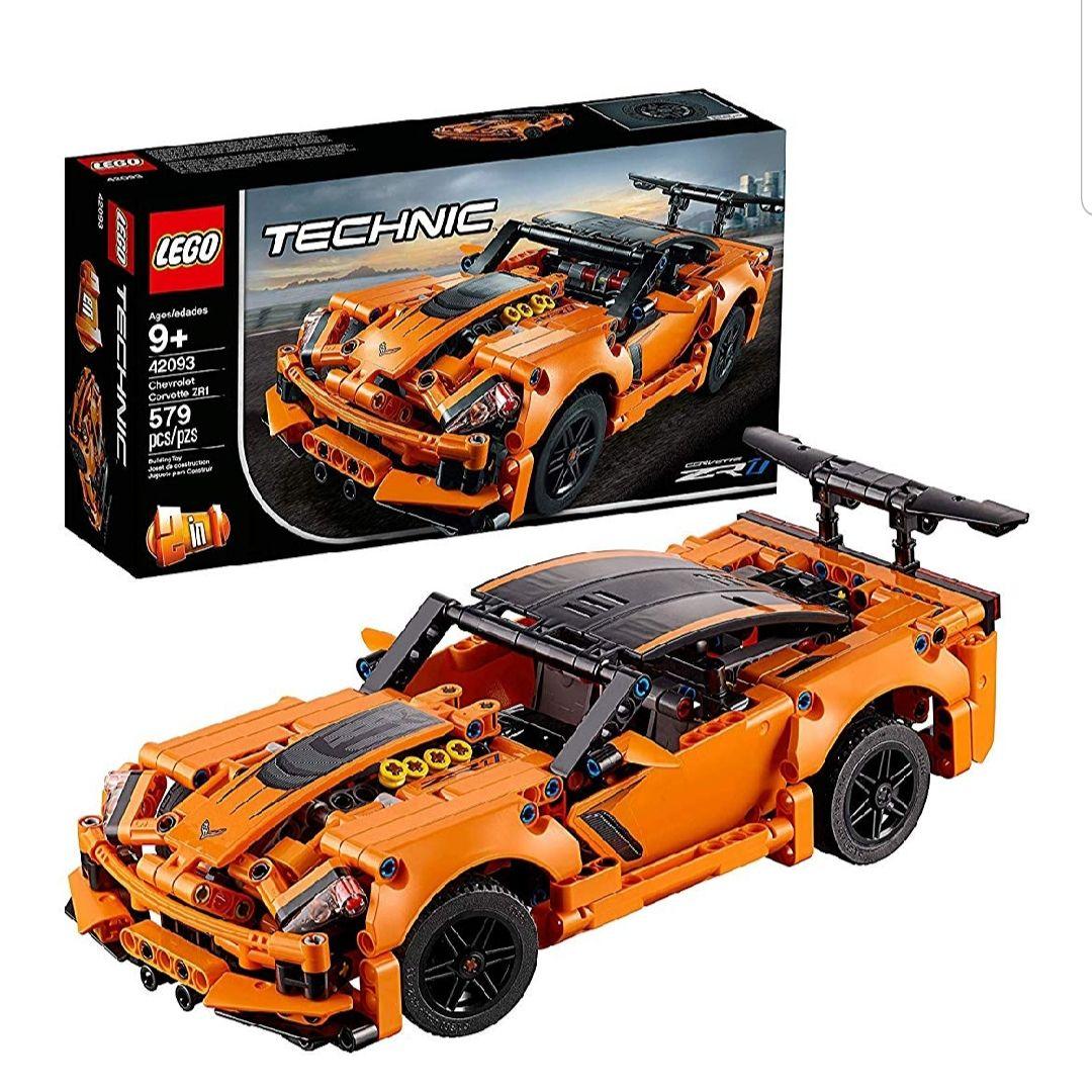 LEGO 42093 Technic Chevrolet Corvette ZR1 Race Car @ amazon - £27