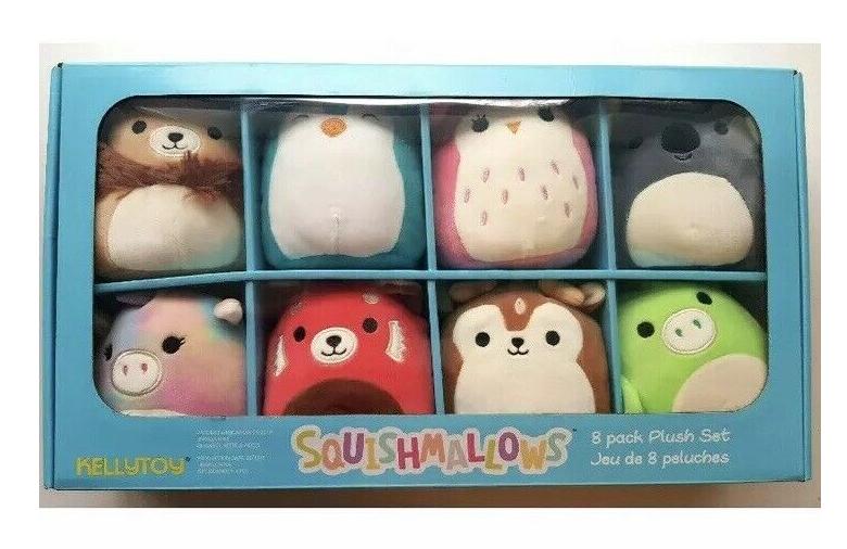 Squishmallows 8 pack £16.78 in Costco Birmingham