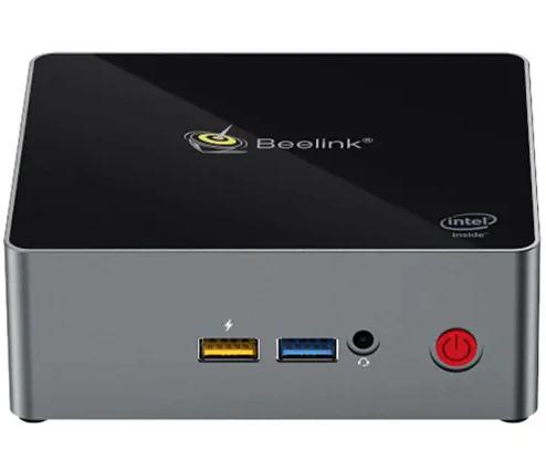 Mini PC Beelink J45 - Black 8GB + 128GB UK Plug £158 @ Gearbest