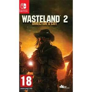 Wasteland 2 Director's Cut - Nintendo Switch - The Game Collection - £19.95