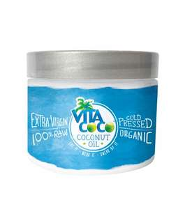 Vita coconut oil 50ml holland and barret instore and online birmingham bullring - £1