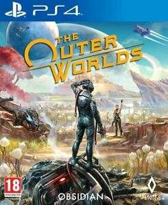 The Outer World's PS4 - £38.21 with code @ TGC Ebay