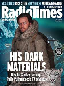 Radio Times subscription - 6 issues for £1