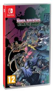 The Ninja Saviours Return of the Warriors (Nintendo Switch) - £20.95 delivered @ The Game Collection
