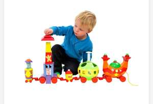 In The Night Garden Ninky Nonk Musical Activity Train @ Smyths - £26.99