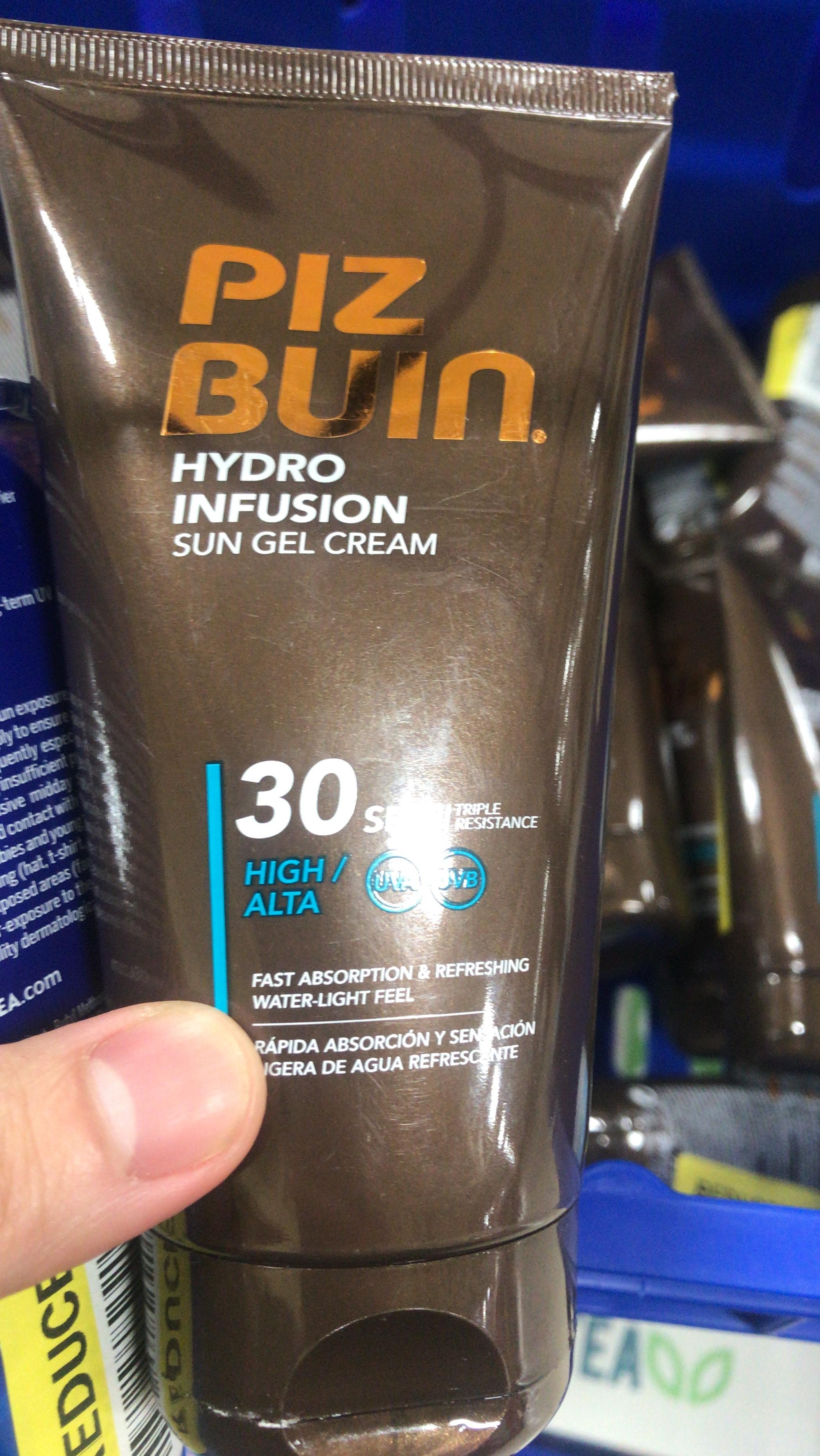 Piz Buin 30 spf sun screen £1.24 @ Tesco in store Coventry