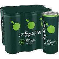 Appletiser 100% Apple Juice Lightly Sparkling 6X250ml @ Morrisons - £2.50