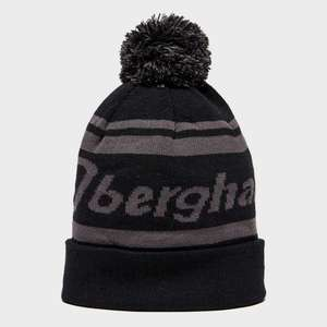 Berghaus men's Berg beenie - now £12.75 with code @ Blacks Plus £1 Click & Collect