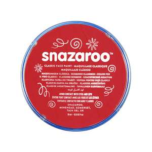 The Range - Halloween Discount on SNAZAROO Face Paints - £3.03 (+£2 Click & Collect)