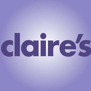 50% off hair @ claires