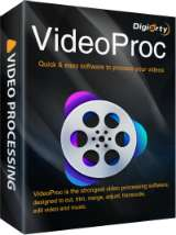 Videoproc (converter and multifunction from Digiarty/Winx) - new V3.4 @ Giveawayoftheday