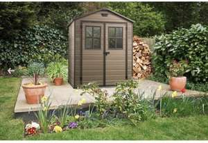 Keter Scala Shed 6x5 feet - £349.95 Delivered @ Garden Store Direct