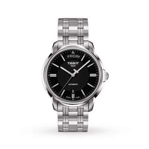 Tissot Automatics III Day Date T0659301105100 - £261 (With Code) @ Goldsmiths