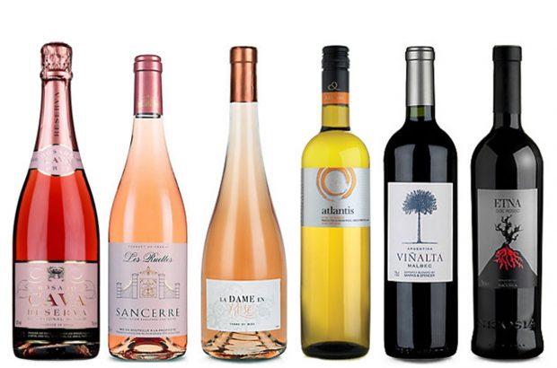 Buy 6 bottles of wine get 25% off @ Marks & Spencer