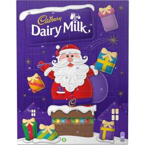 Cadbury Dairy Milk Chocolate Advent Calendar 90g £1.50 @ Sainsbury's