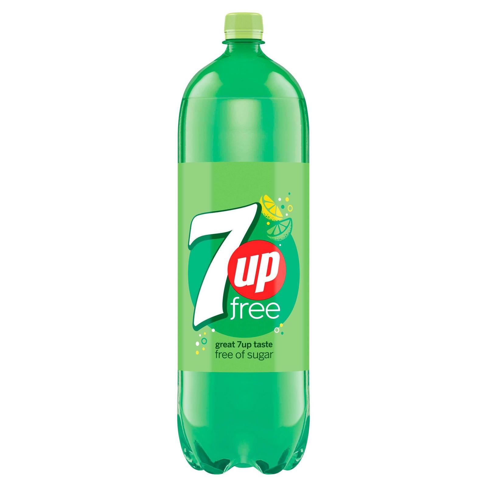 7UP Free Sparkling Lemon & Lime Drink 2L £1 @ Sainsbury's