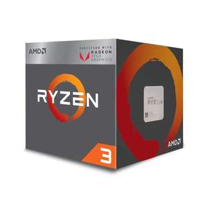 AMD Ryzen 3 2200G Processor with Radeon Vega 8 Graphics £77.44 Sold by EpicEasy Ltd and Fulfilled by Amazon