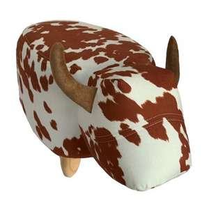Caesar the Cow Footstool - £55.14 @ Red Candy