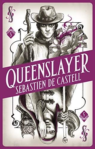 Spellslinger book 5: Queenslayer (Sebastien Castell) - Kindle Edition - 98p @ Amazon (add audible narration for £3.99)