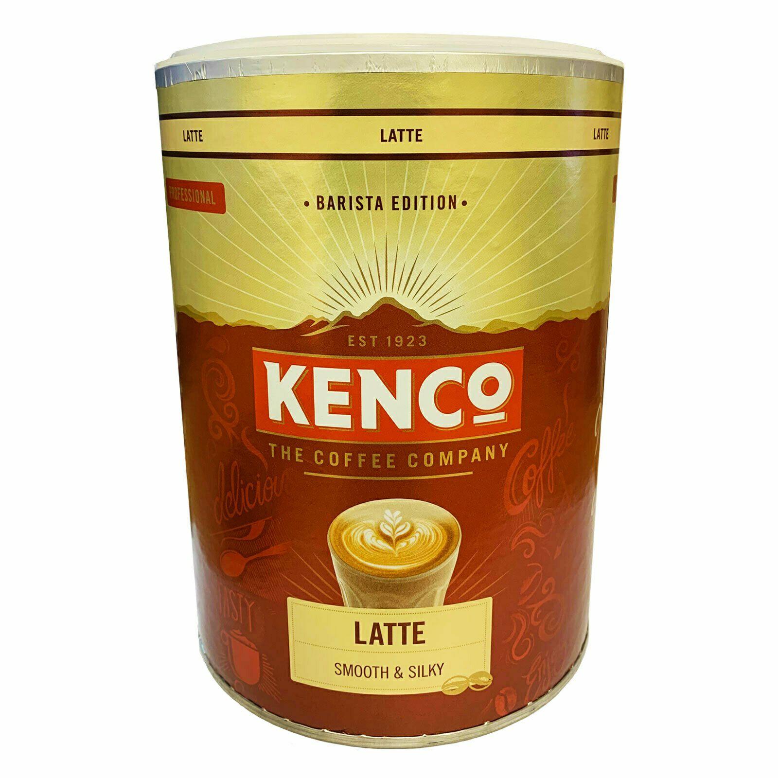 Kenco Barista Style Latte 750g Tin £5.99 @ Costco