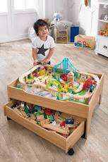 Reversible City and Train Table Set - £49.99 @ Studio - Free Delivery With Code