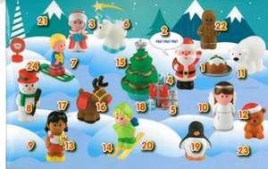 Happyland Advent Calendar - £23.99 also 3 for 2@ The Entertainer (Free Click & Collect)