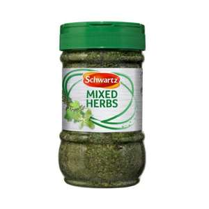 Schwartz - Mixed Herbs 100g Jar - £1.59 @ Costco (Birmingham)