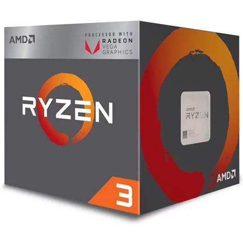 Ryzen 3 2200g 4c/4t processor - £73.97 @ CCL