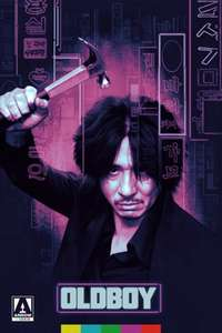 The Original Oldboy (2003) film in 4K Dolby Vision on iTunes £9.99