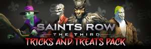 Saints Row: The Third - Tricks and Treats Pack (Steam) Free @ Steam Store