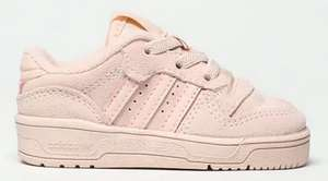 AdidasPale Pink Rivalry Low Trainers Toddler - £22.99 @ Schuh