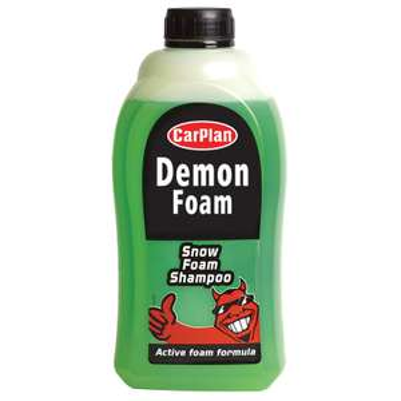 Demon foam 1L £2.50 instore @ B&M (Lincoln)