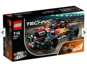 (Hunts Cross b&m) Lego Technic BASH! 42073 £5