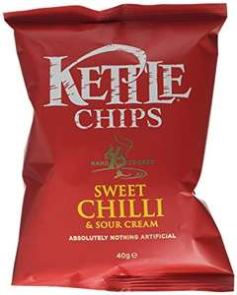 Kettle chips 150 g 2 for £2 @ Tesco