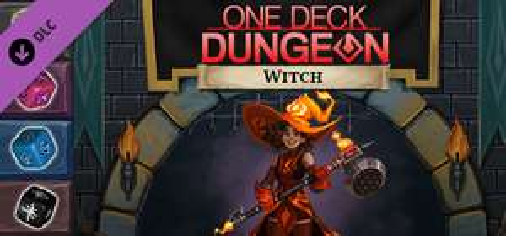 One Deck Dungeon - Witch (DLC) Free @ Steam