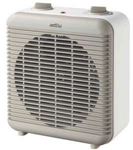 2000W Cube Fan Heater £10.65 from Homebase (free click and collect)