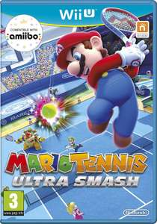 Mario Tennis: Ultra Smash (Nintendo Wii U) £8.78 (+£4.49 NP) Delivered @ Amazon