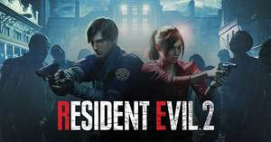 [Steam] Resident Evil 2 £16.20 @ Indie Gala (plus free Steam game)