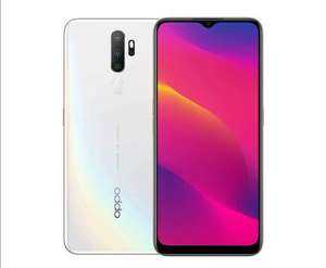 OPPO A5 2020 Snapdragon 665 5000mAh Dual Sim Ultra Wide Quad Camera Smartphone £179 @ Amazon