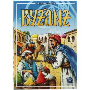 Byzanz Board Game £4.50 with code and Click & Collect / £2.99 delivery @ The Works