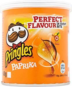 Pringles x 12 (small tins) - £5.01 @ Amazon - Prime Exclusive