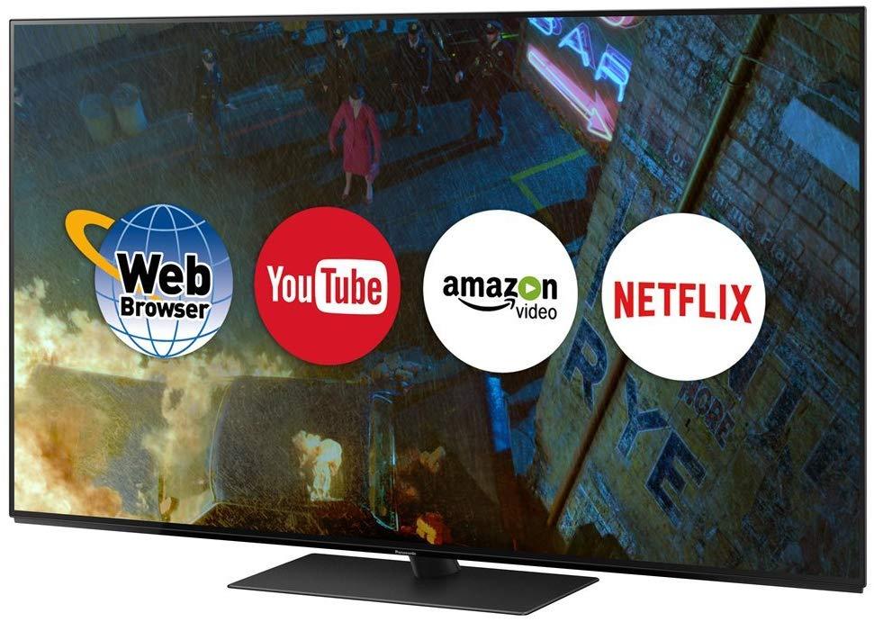 Refurbished Panasonic TX-55FZ802B 55 Inch 4K Ultra HD HDR OLED TV £759 @ Amazon/Richersounds