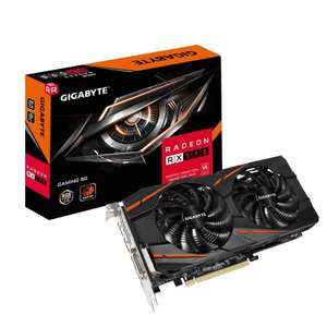Gigabyte Radeon RX 590 GAMING 8GB GDDR5 Graphics Card - £174.99 + £5.98 delivery @ Ebuyer