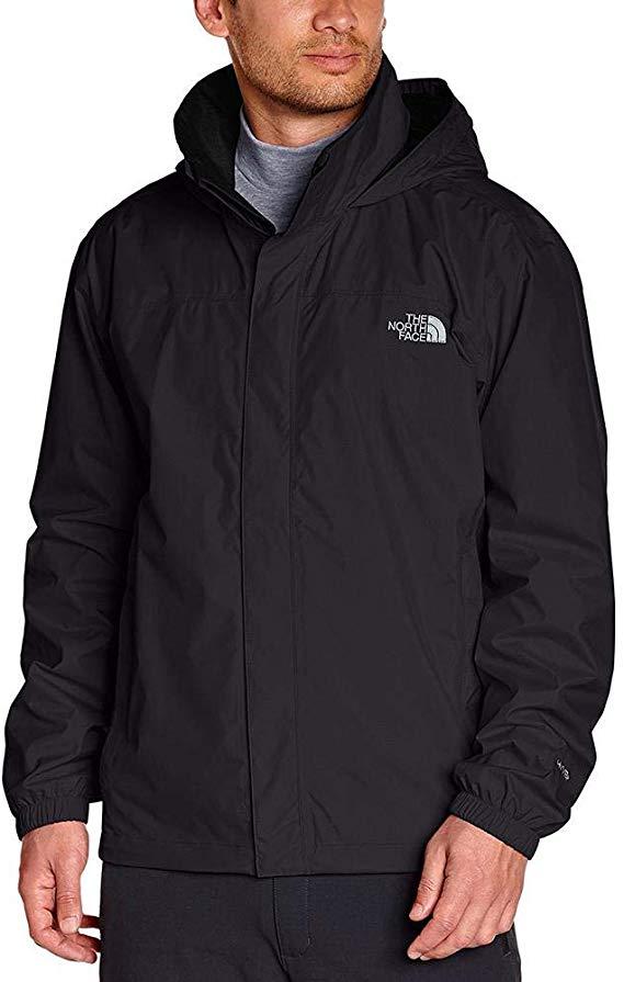 North face resolve jacket black men's - Medium and XL - £55.95 @ Amazon